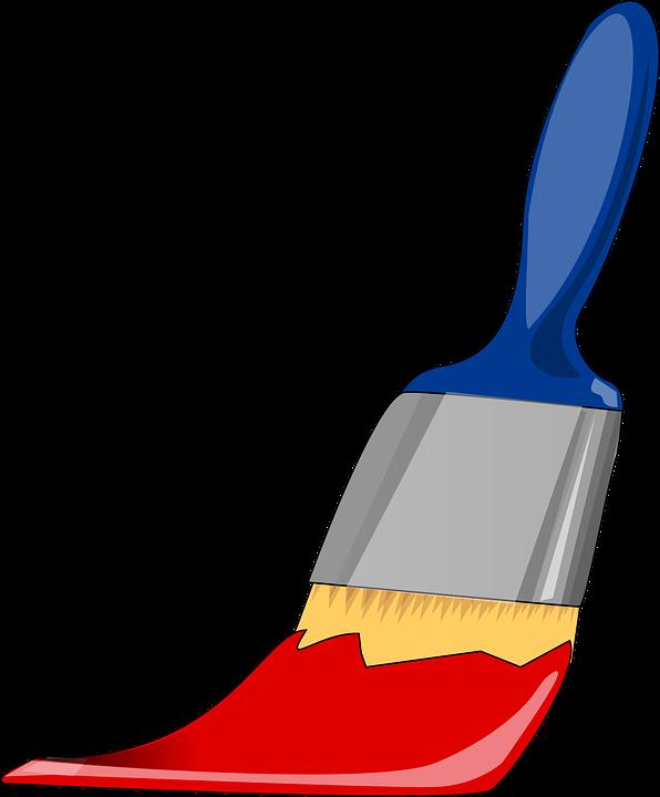 Painter clipart building. Painting cliparts art shop