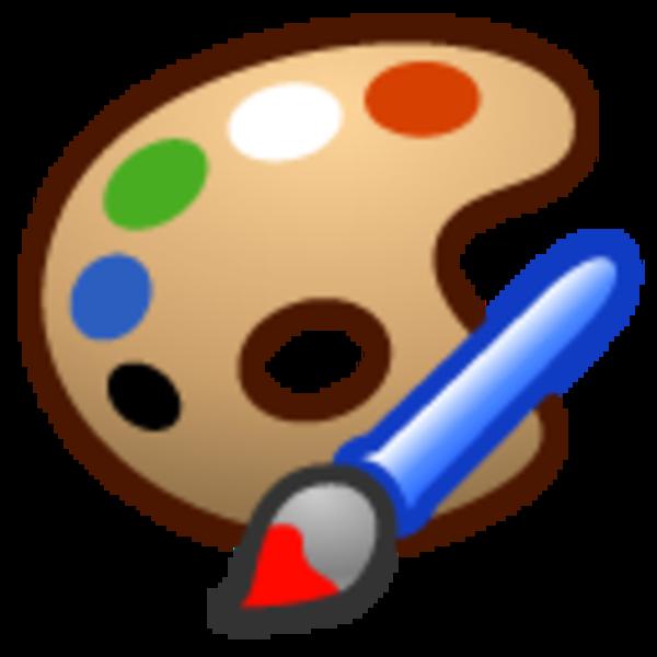 Paint app free images. Paintbrush clipart 3 pencil
