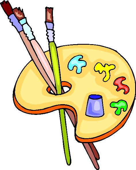 Clip art picgifs com. Activities clipart painting