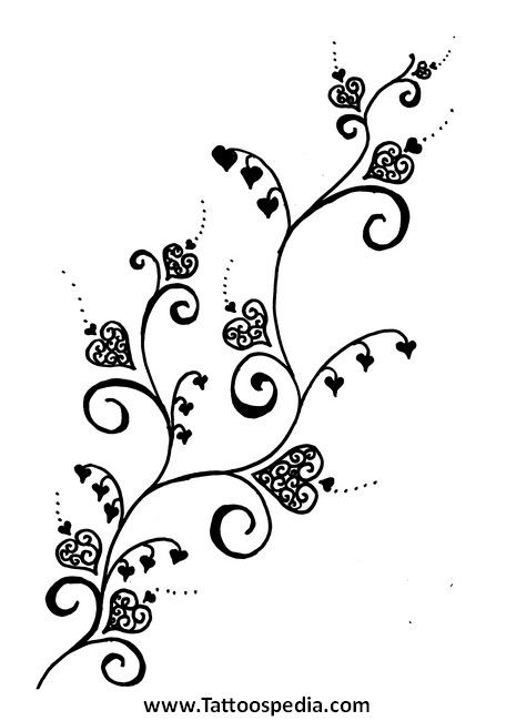 Paisley clipart accent border. Sunflower viney tattoos for
