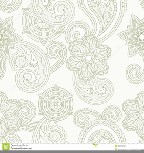 Free images at clker. Paisley clipart background