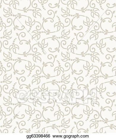 Vector stock seamless . Paisley clipart background