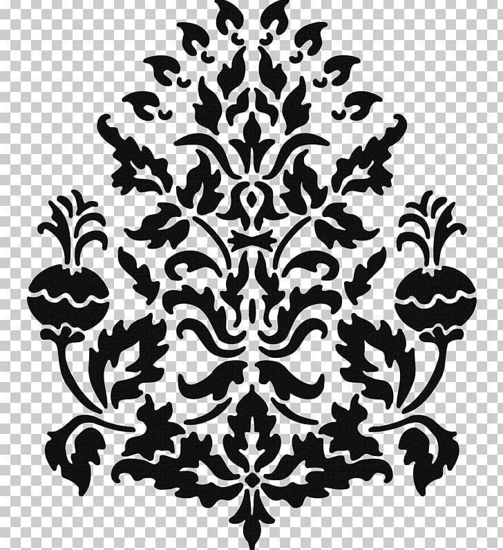 Paisley clipart damask. Stencil paper pattern png