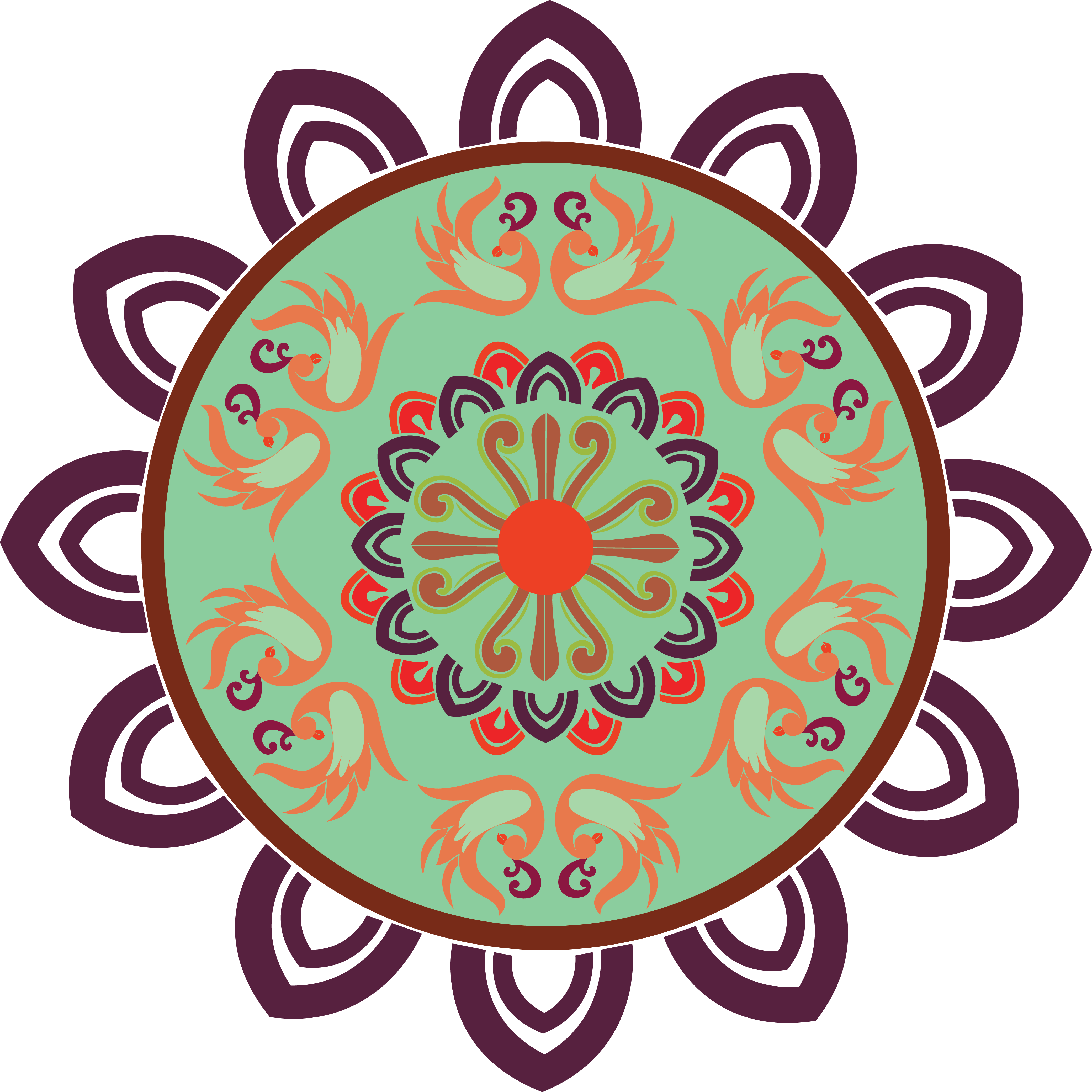 Trinetra about free indian. Paisley clipart design india