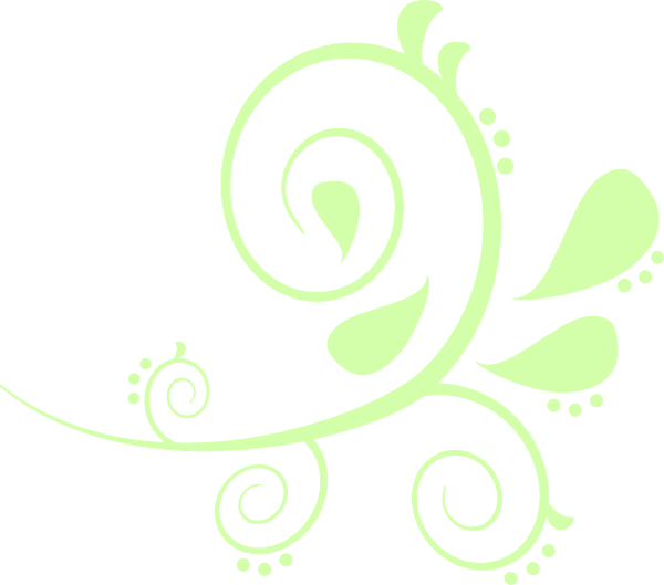 Pale green clip art. Paisley clipart paisley print