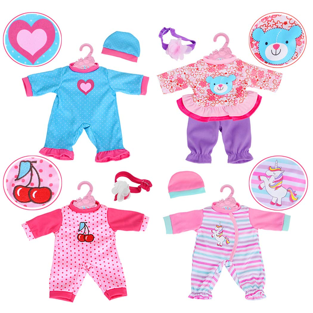 Pajamas clipart baby doll clothes. Ibayda sets include rompers