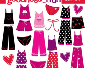 Free cliparts download clip. Pajamas clipart nightgown