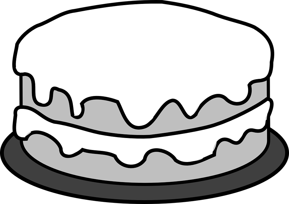 Free shop of library. Clipart cake gambar