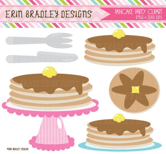 Party clip art personal. Pajamas clipart pancake