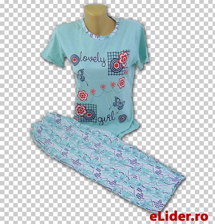 Pajamas clipart tshirt. Sleeve t shirt turquoise