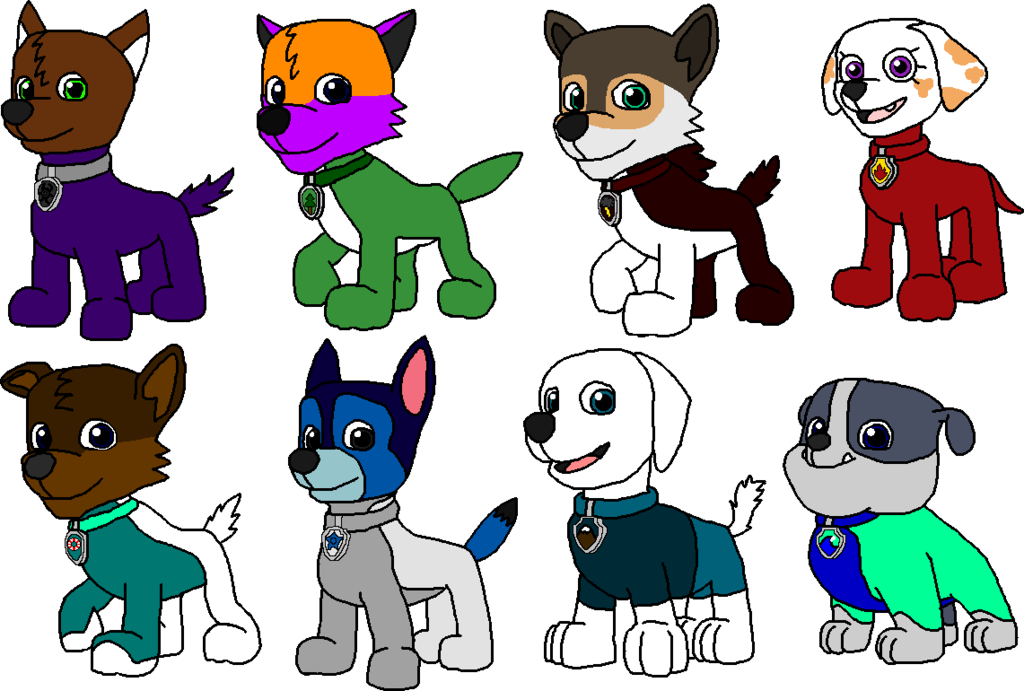 Pajama clipart wore. Paw patrol outfits pup
