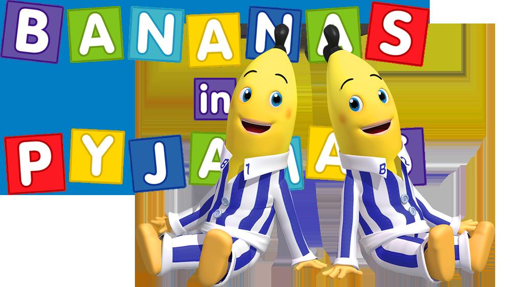 Pajamas clipart bananas in pajamas. Pyjamas tv fanart