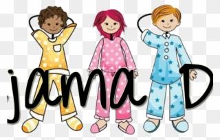 Free png clip art. Pajamas clipart cartoon