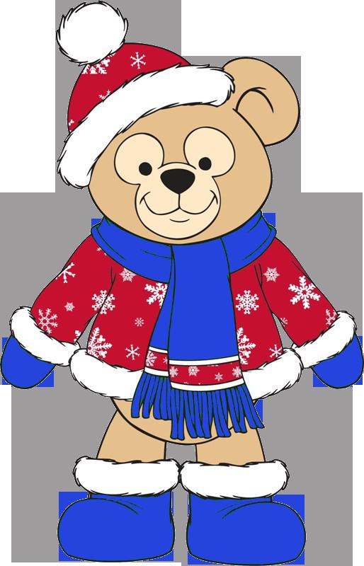 The bear . Pajamas clipart duffy