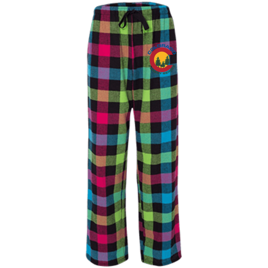 Pajamas clipart flannel. Boys pants colorado forest