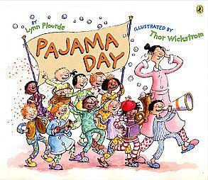 Pajamas clipart last day preschool. Theme for enrichment sbc