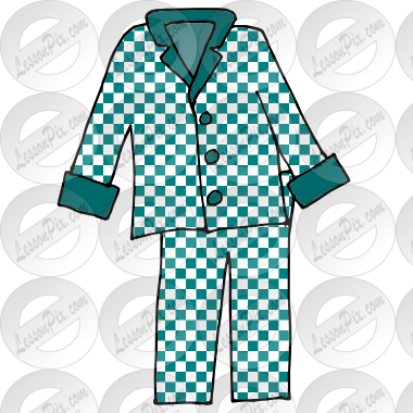 Pajamas clipart nightgown. Picture panda free images