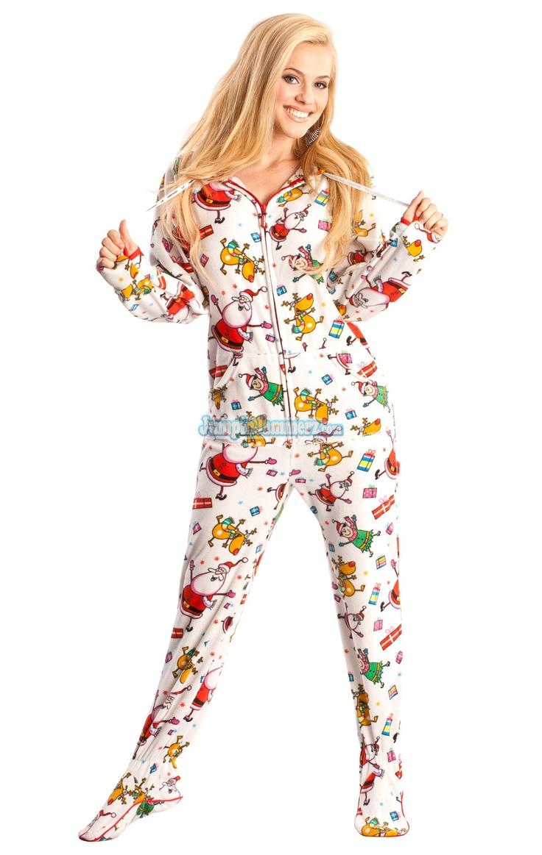 Pajamas clipart onesie pajama.  womens footed for