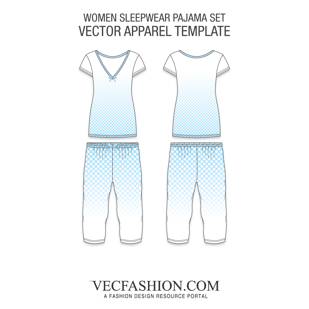 Products tagged top vecfashion. Pajamas clipart pajama bottom