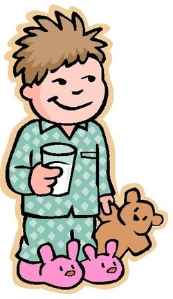 Picture . Pajamas clipart pajama time