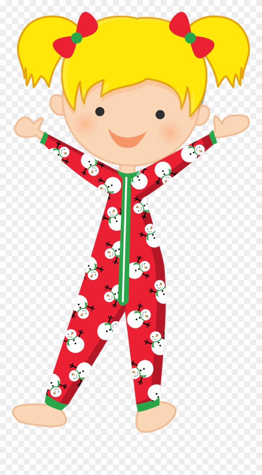 Christmas png download pinclipart. Pajamas clipart red pajamas