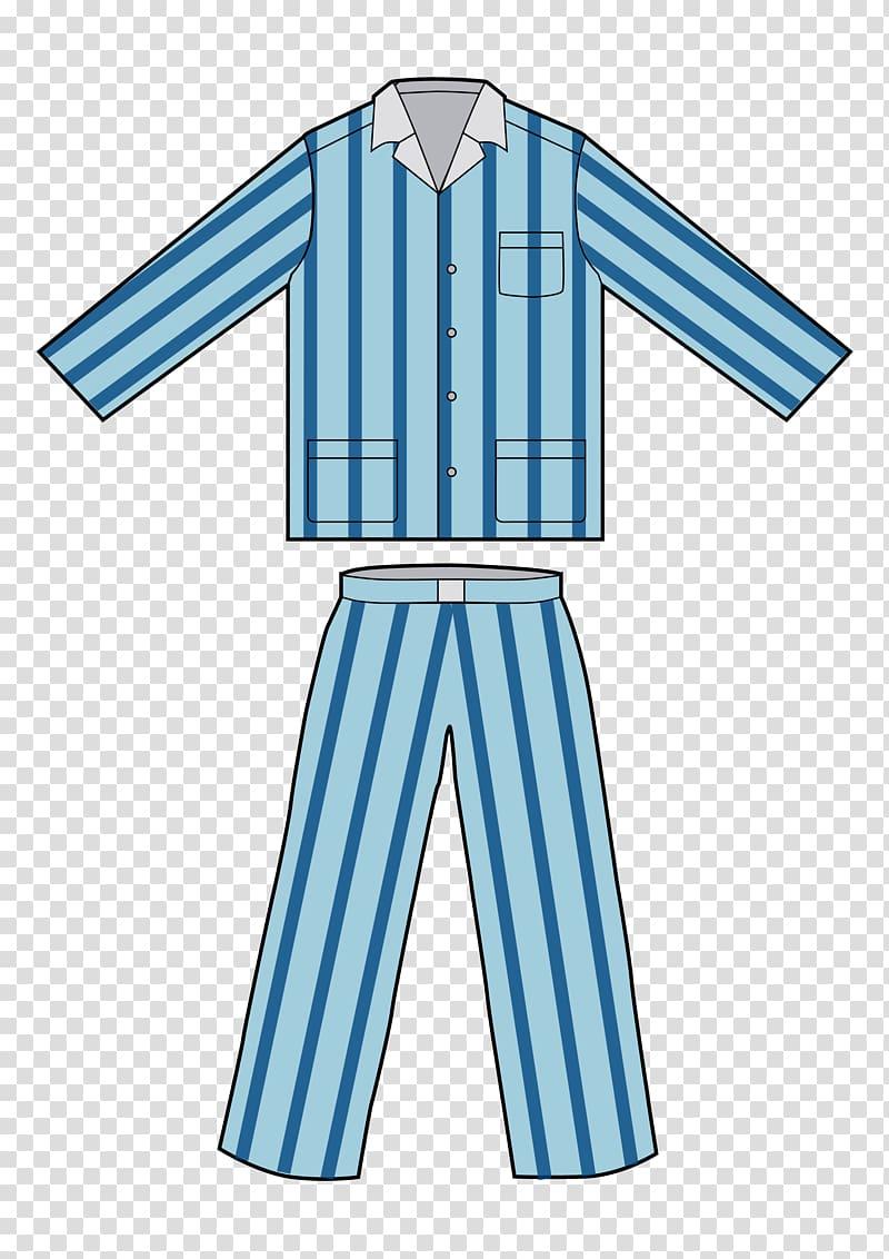 T shirt clothing accessories. Pajamas clipart tshirt