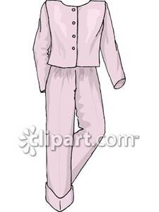Women s royalty free. Pajamas clipart woman pajamas