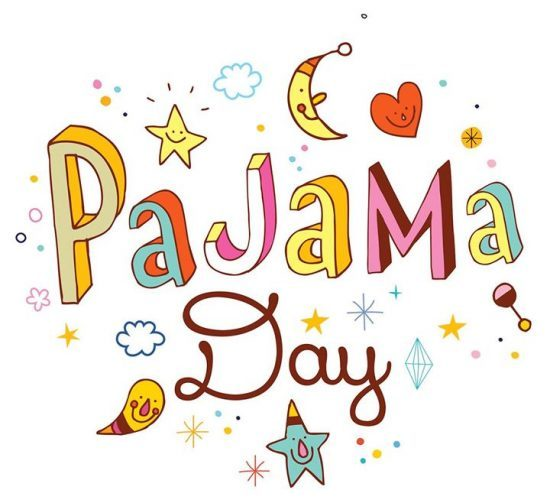 Free pajama day pictures. Pajamas clipart work
