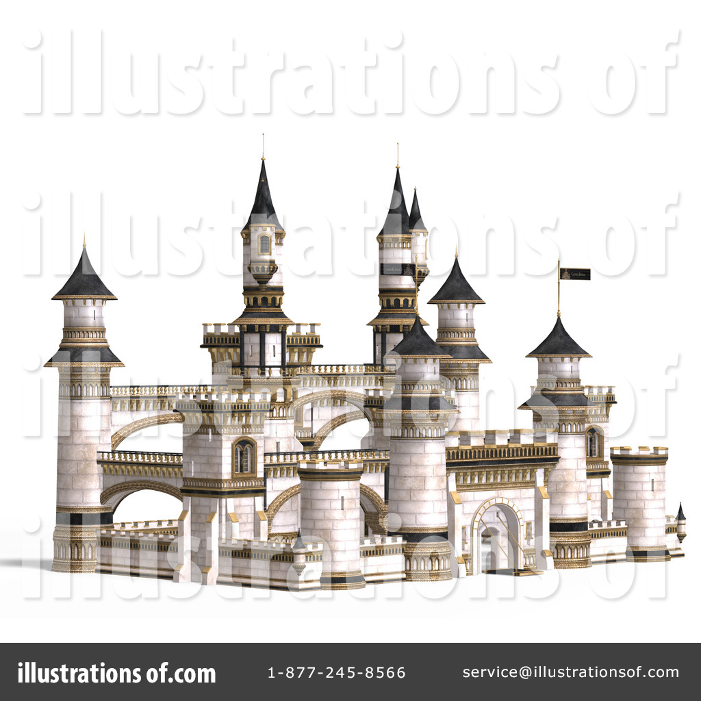 RF) Palace Clipart | Clipart Panda - Free Clipart Images
