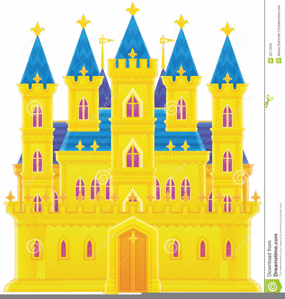 Palace clipart. King free images at