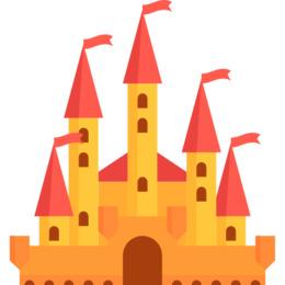 Castle clip art . Palace clipart amazing