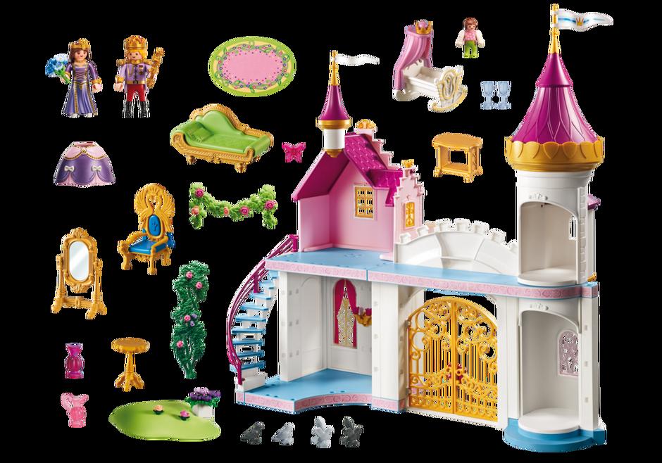 Royal residence playmobil usa. Palace clipart aquarium castle