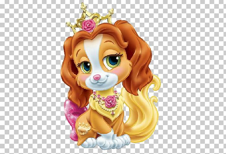 Princess clipart puppy. Belle dog disney palace