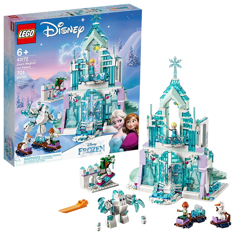 Palace clipart castle lego. Disney princess elsa s