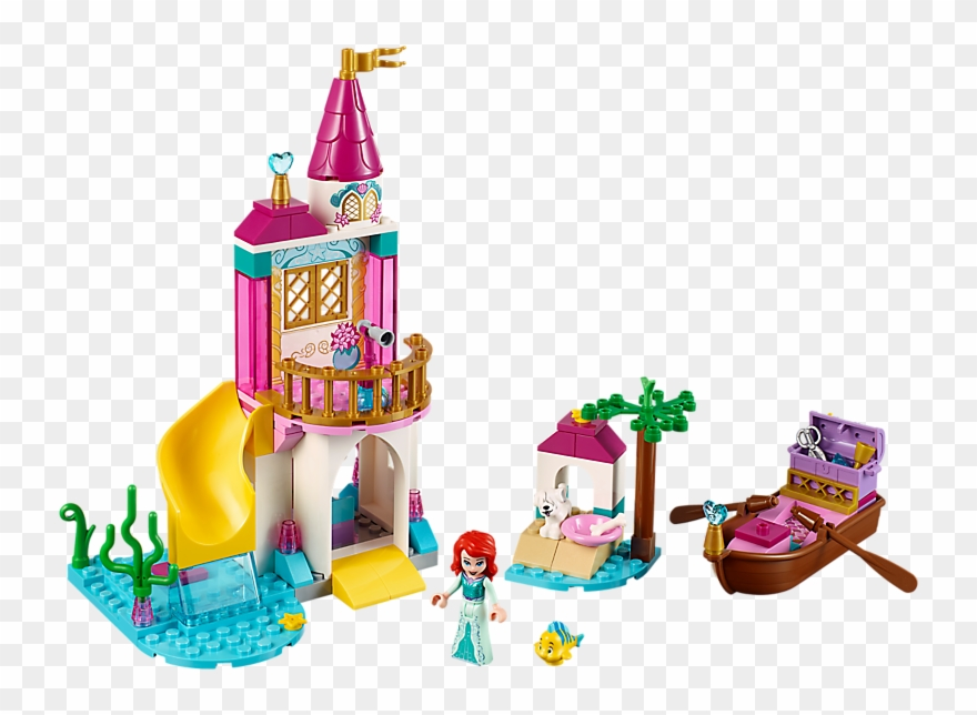 Ariel s seaside pinclipart. Palace clipart castle lego