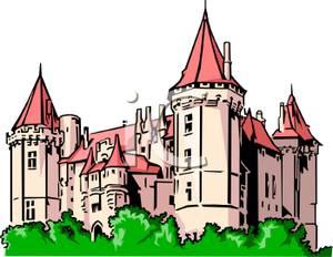 Palace clipart castle roof. Clip art image a