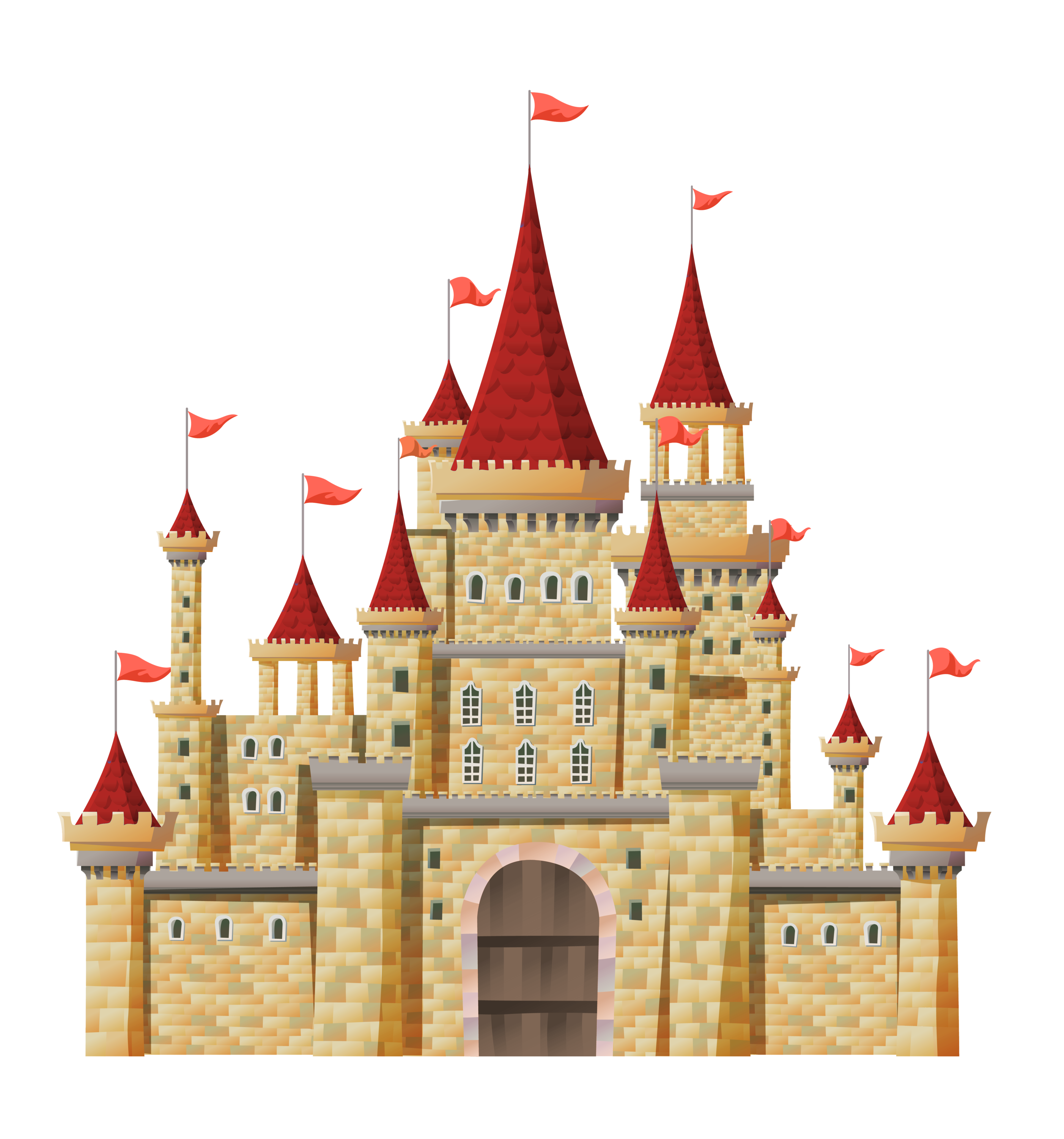Clip art library . Palace clipart castle welsh
