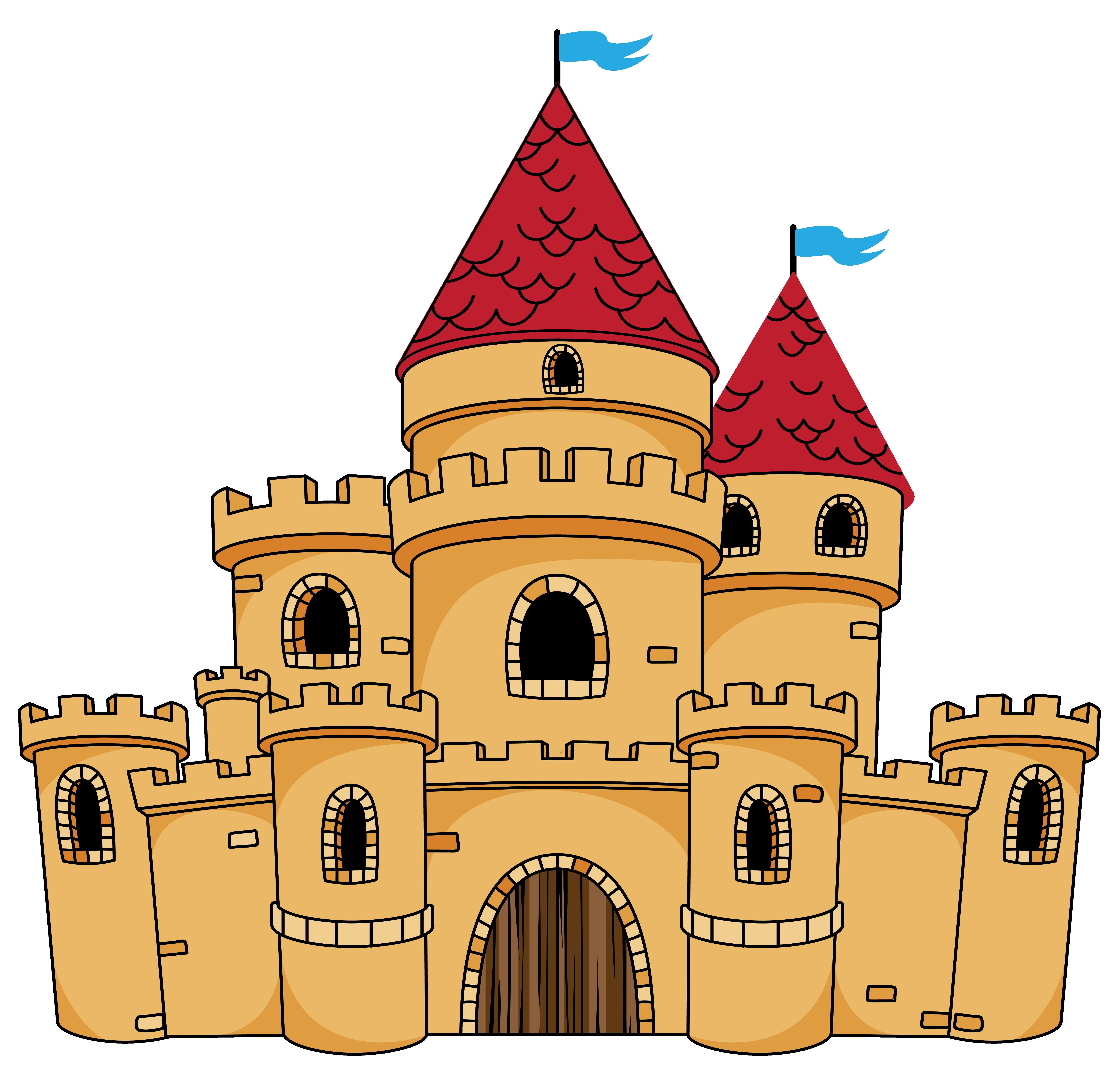 Palace clipart castleclip. Castle clip art