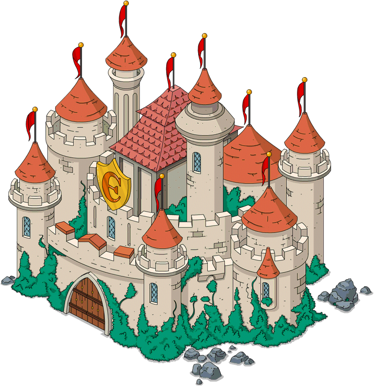 Where did that come. Palace clipart fairy tale castle