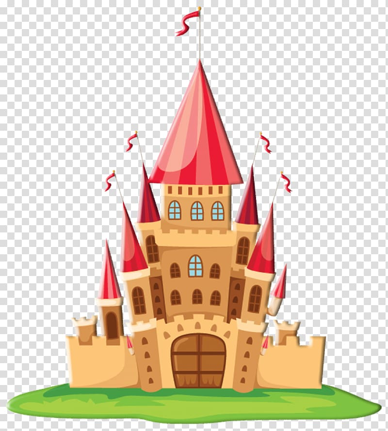 Palace clipart fairy tale castle. Drawing cartoon transparent background