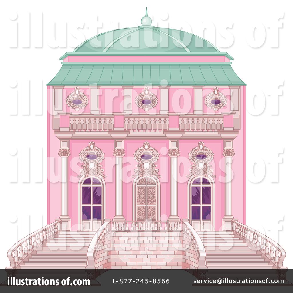 By pushkin . Palace clipart illustration