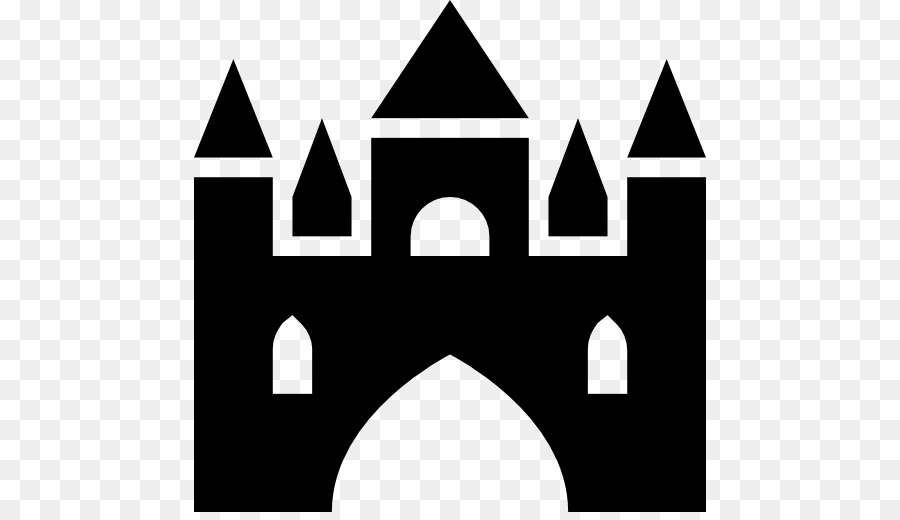 Black background png download. Palace clipart line