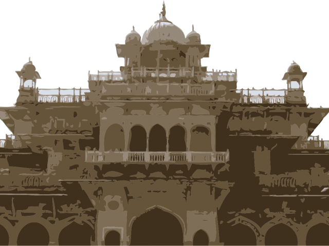 Palace clipart old palace. Free download clip art