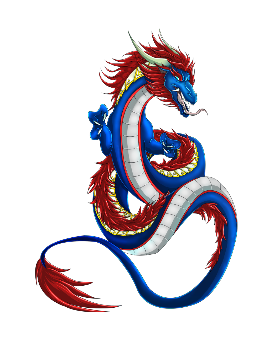 Chinese zodiac sign mounts. Palace clipart oriental