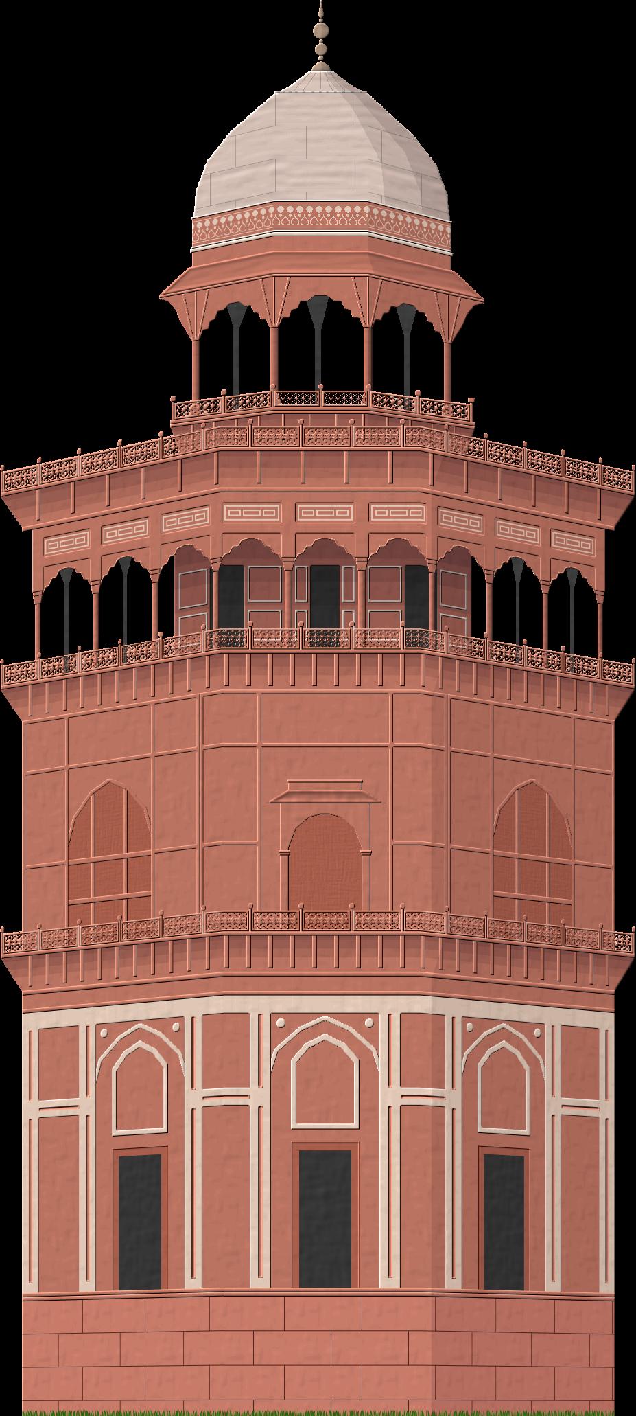 Tower clipart brick. Lidske stavby a domy