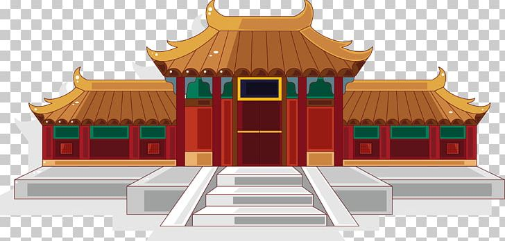 China architecture png . Palace clipart pagoda chinese