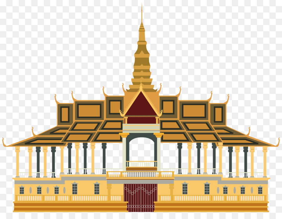 Background temple building transparent. Palace clipart pagoda chinese