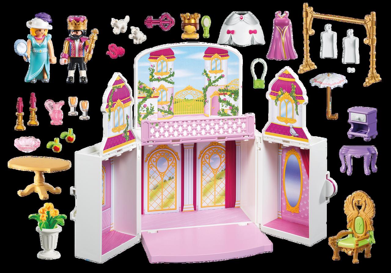 Playmobil princess my secret. Palace clipart palace garden