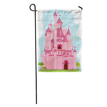 Amazon com semtomn flag. Palace clipart palace garden