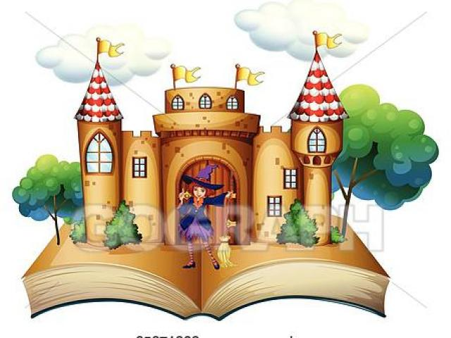 Palace clipart storybook castle. Free download clip art